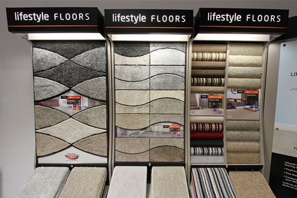 carpet showroom samples 2