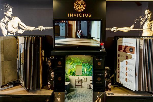 Invictus display